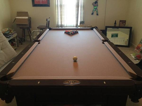 Solo 174 Monroe Monarch Pool Table 53