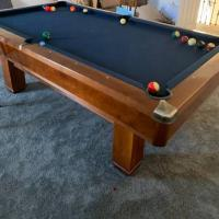 Brunswick Hawthorne Pool Table