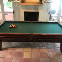 Pro Line Billiard Table