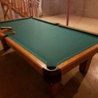 Olhausen 10Ft Professional Slate Pool Table