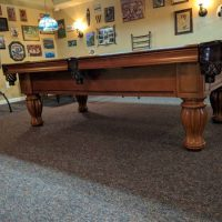 Imperial International Billiard Table