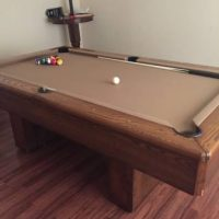 Used Pool Table Excellent Shape
