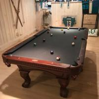 Kingdom Billiards Table