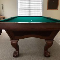 Brunswick Alenton Pool Table