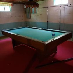 4'x8' Pool Table