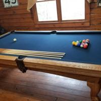 Leasure Bay Pool Table