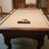 Bailey 8' Pool Table