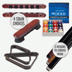Billiard Kits and Accessories for Sale